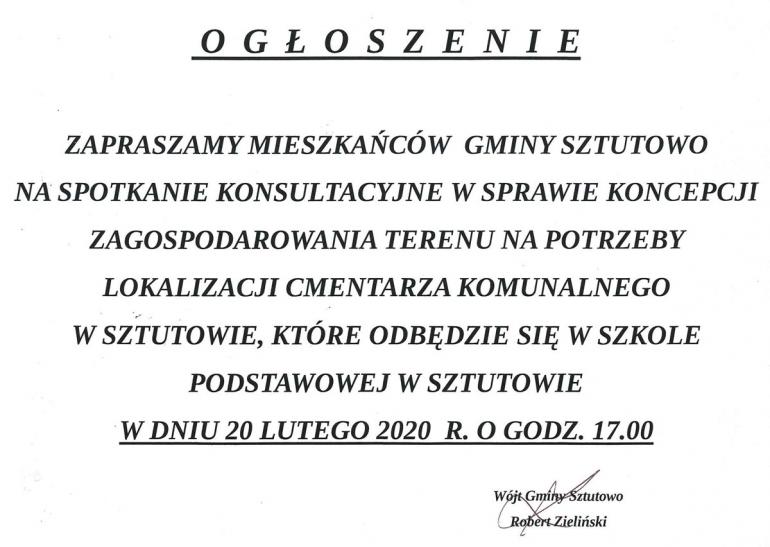 ogloszenie_spotkanie_w_sprawie_lokalizacji_nowego_cmentarza_w_sztutowie