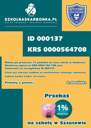 1procent_podatku_dla_szkoly_w_sztutowie